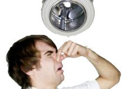 ЗАПАХ из бака стиральной машины