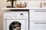 Идеи встройки стиральной машины в малые габариты